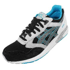 BAIT x Asics Gel Saga – Rings Pack (black / silver / white) – BAIT
