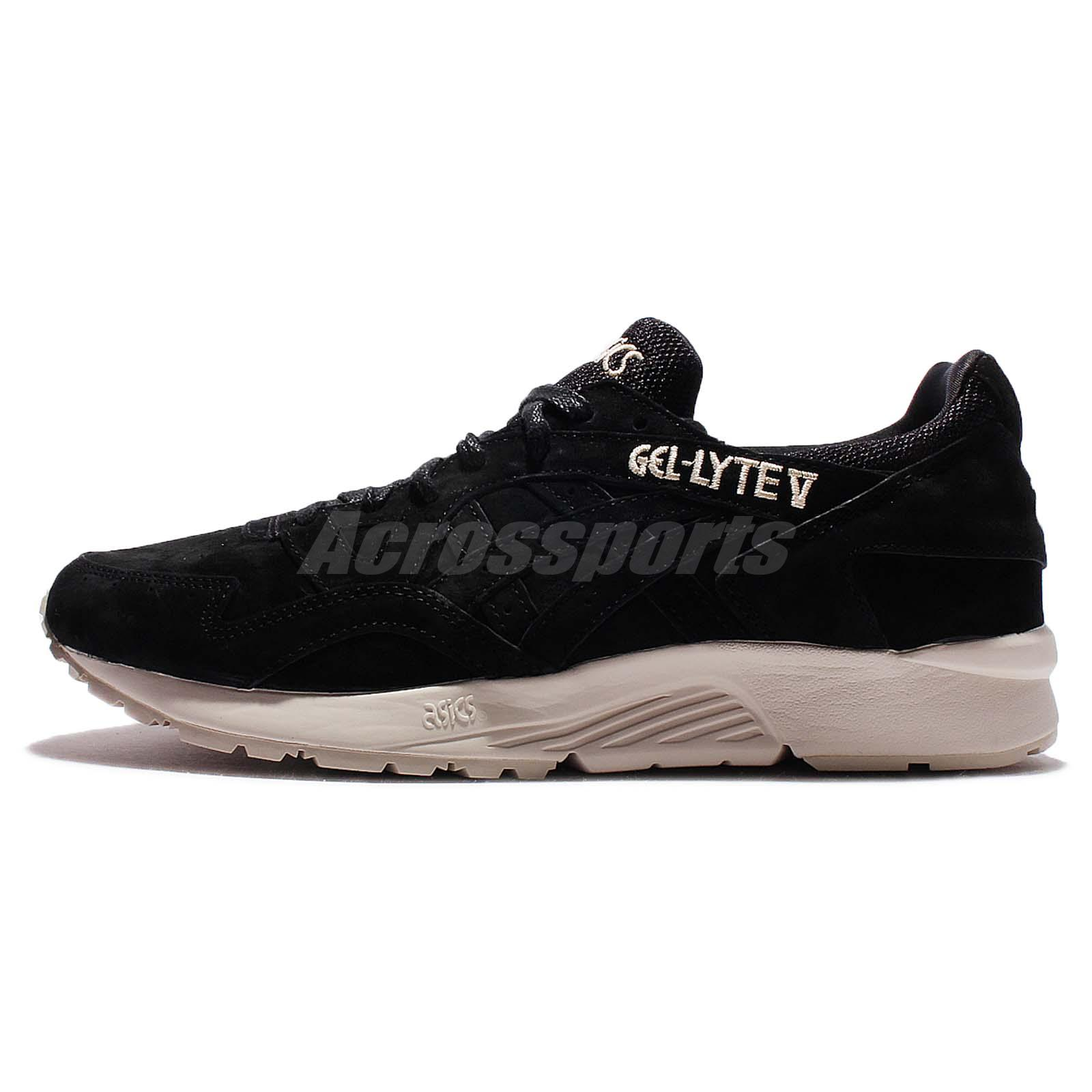 asics gel lyte v black and white
