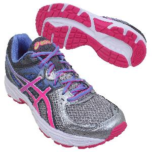 asics lady gel contend trainers