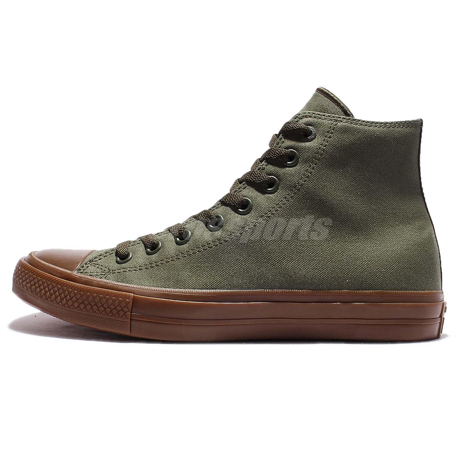 converse chuck taylor 2 green