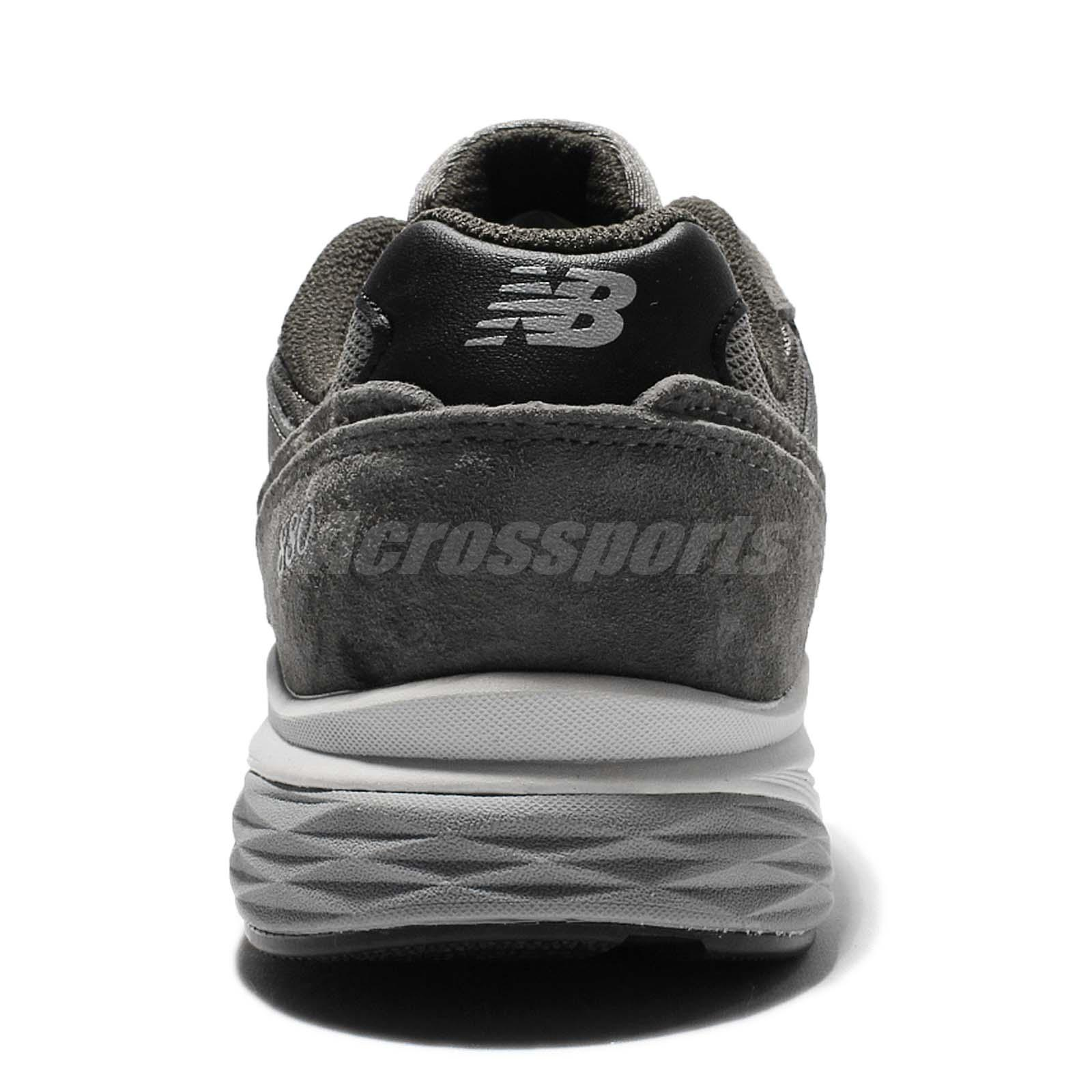 New Balance Mw Mens Shoes Grey