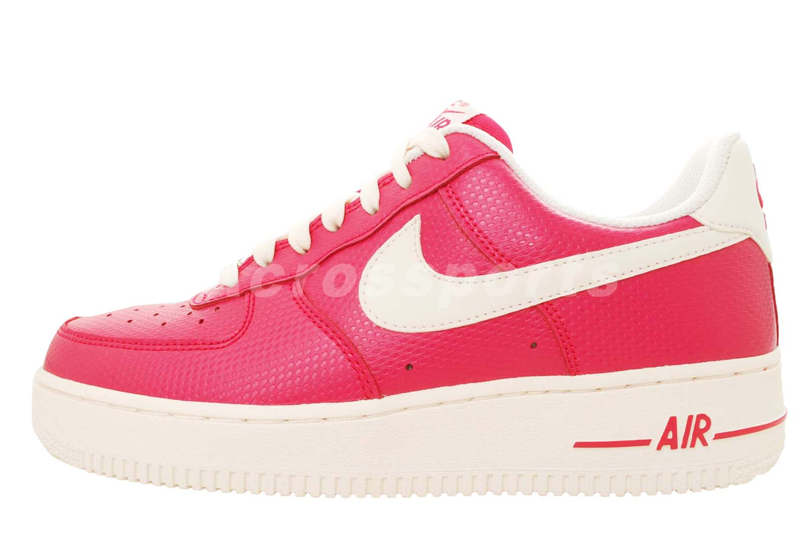 nike wmns air force 1 07 pink force sail womens casual. Black Bedroom Furniture Sets. Home Design Ideas