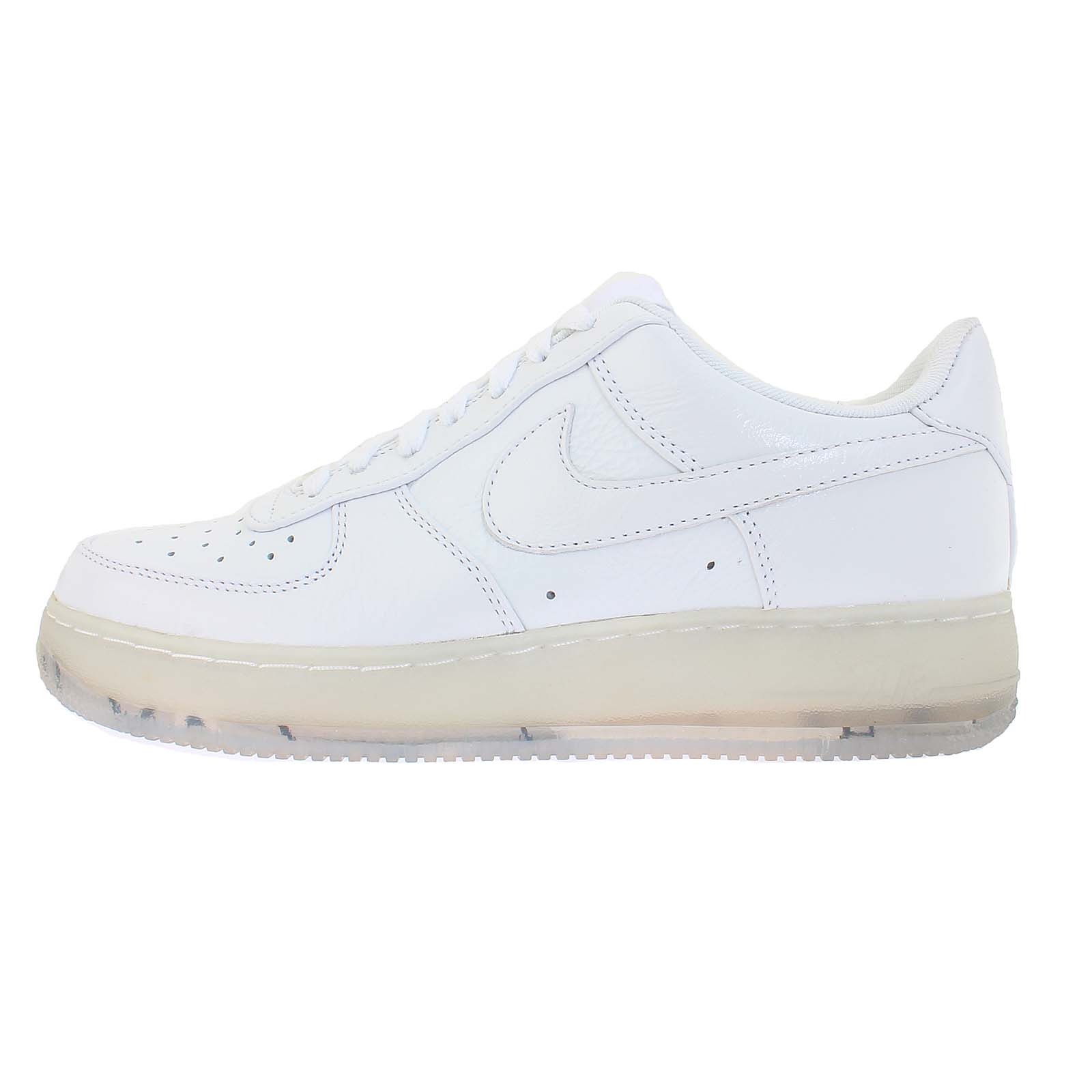 Mens Clear Jelly Shoes