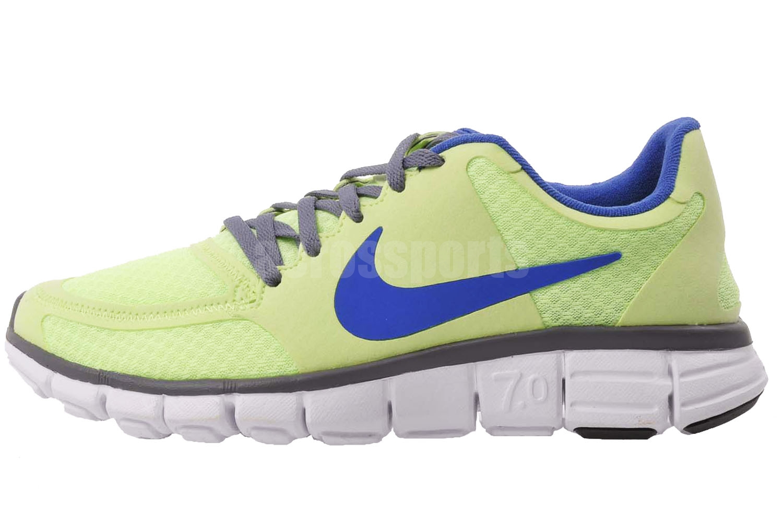 nike wmns free 7 0 v2 2013 womens run running shoes lime