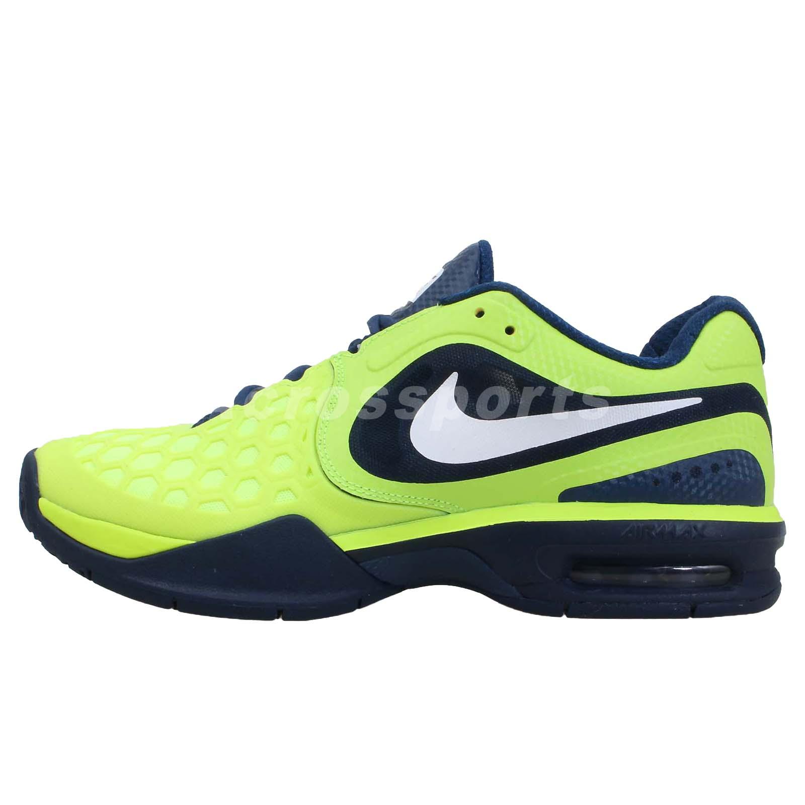 nike air max courtballistec 4 3 rafael nadal volt 2013