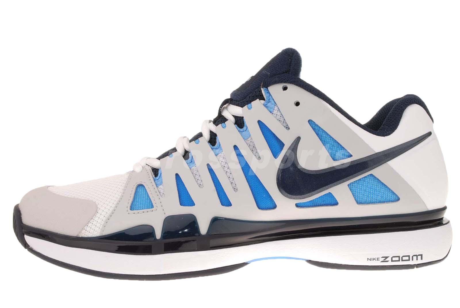 nike zoom vapor 9 tour roger federer tennis shoes trainer