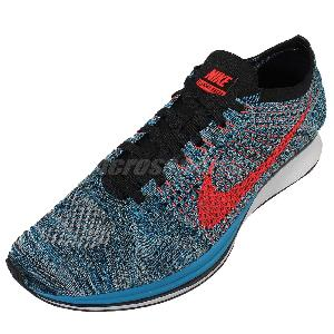Flyknit Racer Neo Turquoise