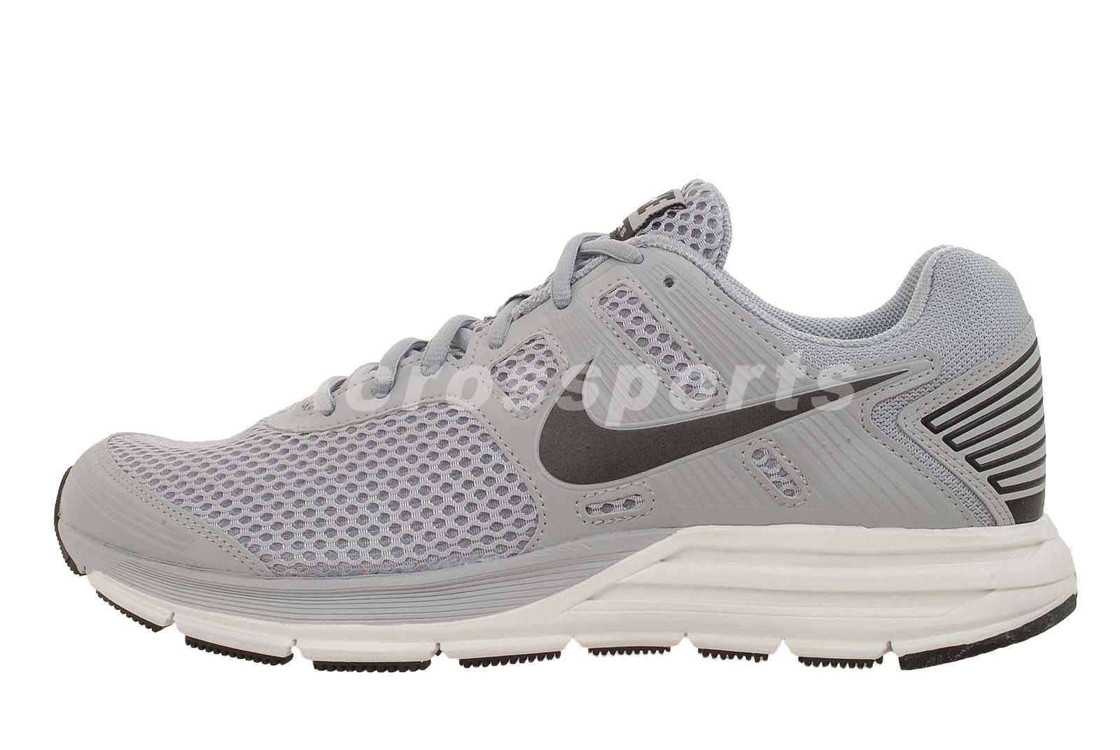 nike zoom structure 16 wolf grey white mens running shoes