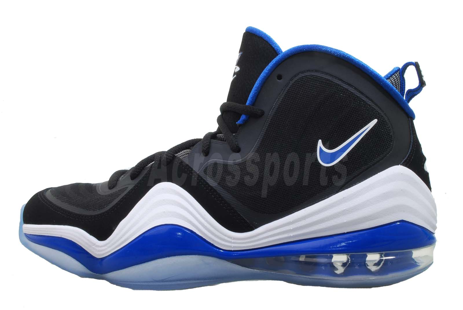 Nike Air Penny V 5 Hardaway Orlando Magic Mens Basketball ...