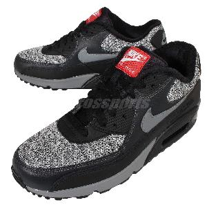 Nike Air Max 90 Essential Black Cool Grey Mens Running Shoes Sneakers 537384 065 | eBay