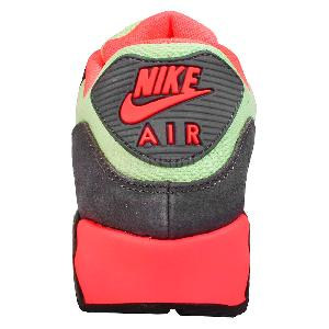 Nike Air Max 90 Essential Vapor Green Infrared Mens Running Shoes 537384-303