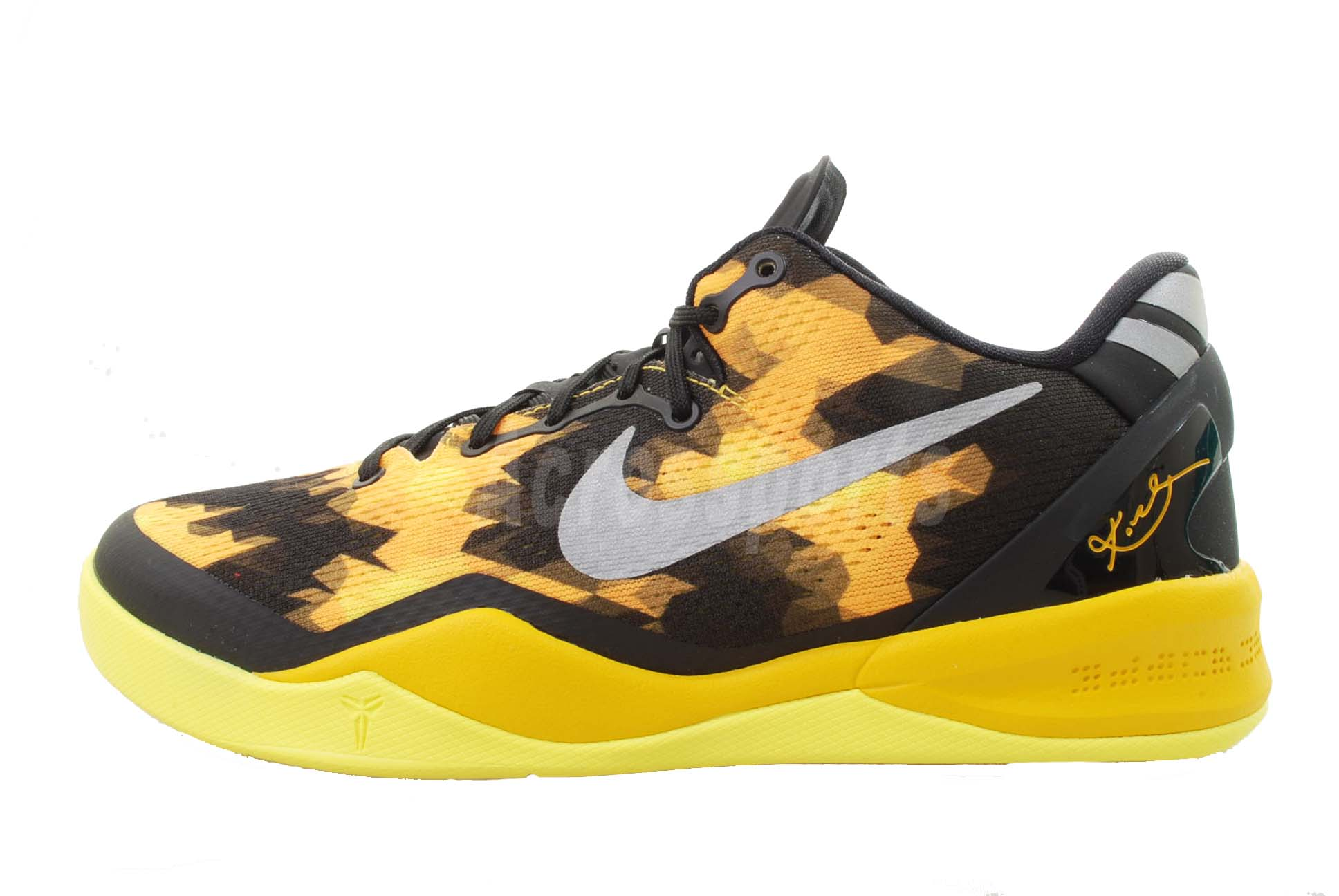 nike 8 viii gs la lakers bryant 24 youth boys