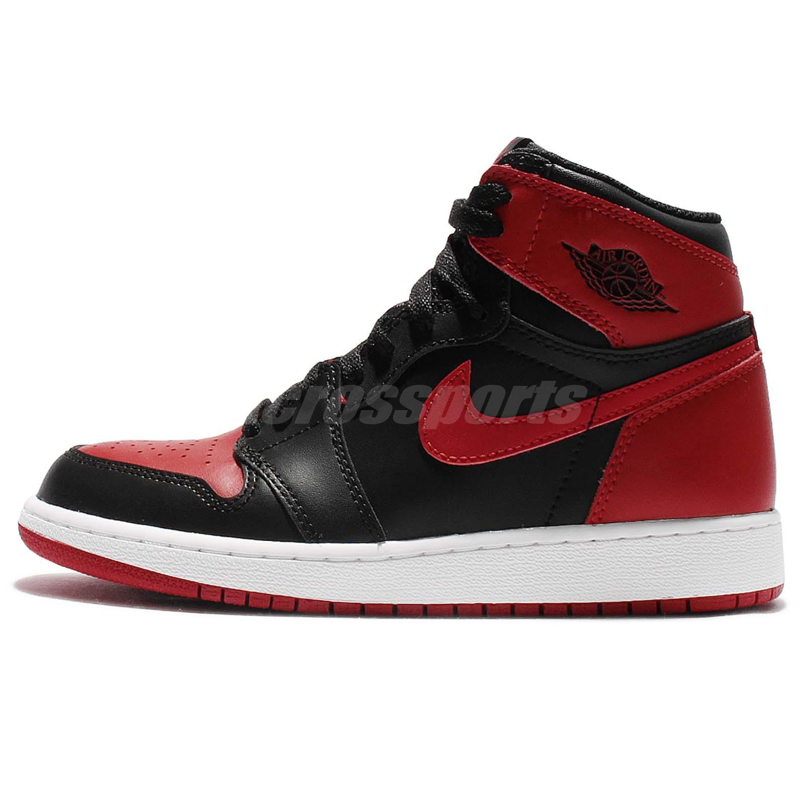 Nike Air Jordan Youth Basketball Shoes