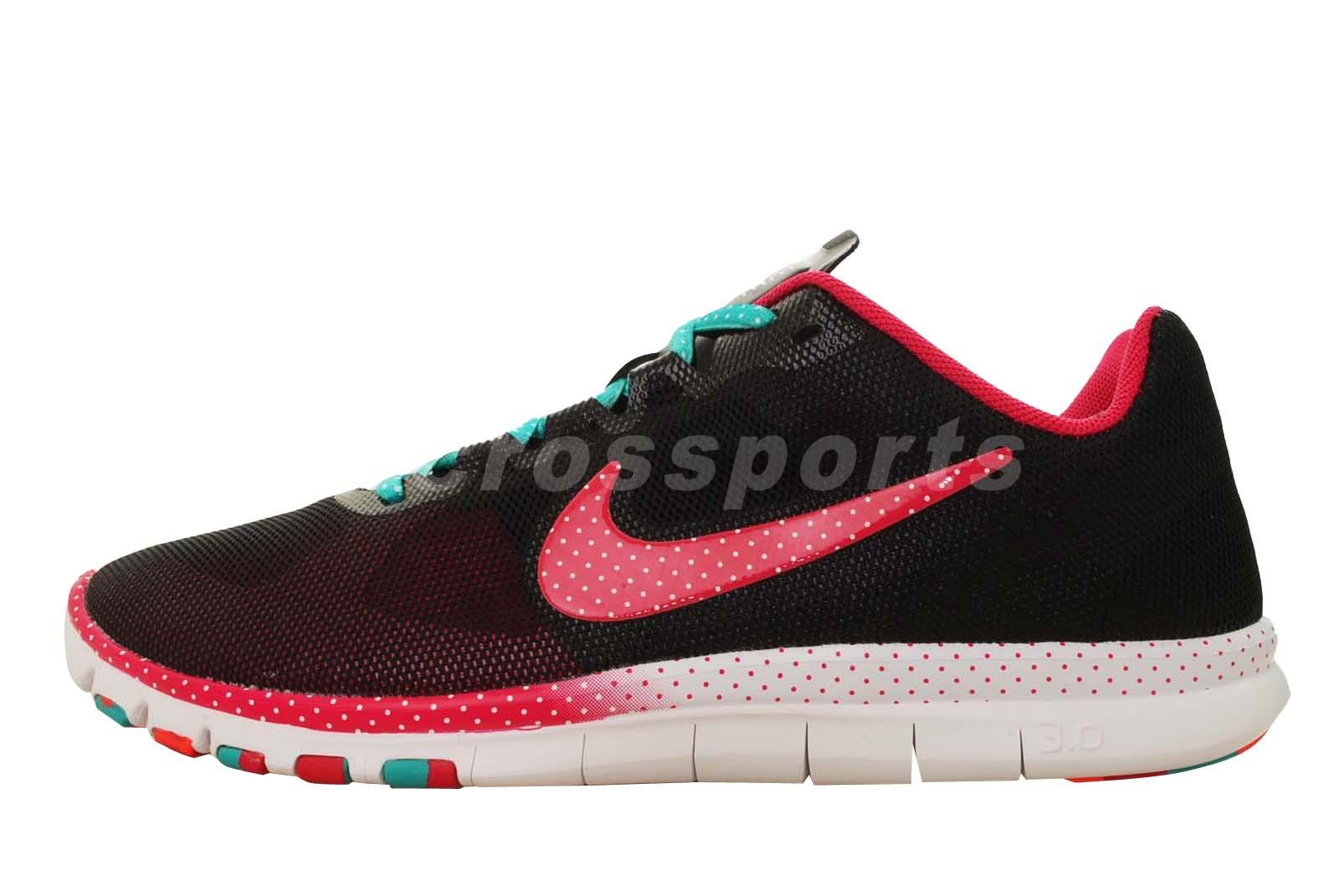 Wonderful   Nike Roshe Run Mesh Black White Polka Dot Sole Womens Mens Shoes