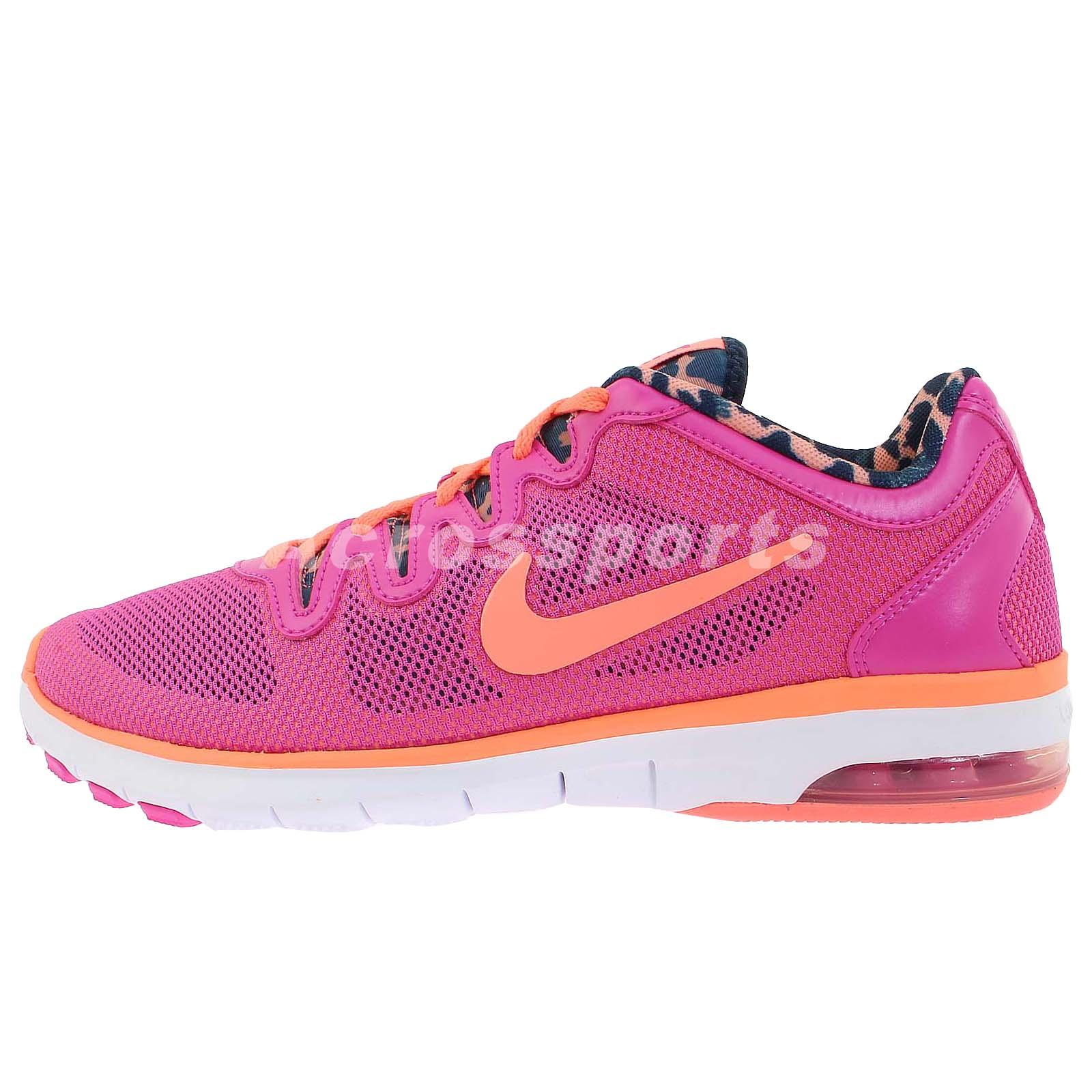 nike wmns air max fusion prt leopard print womens cross running shoes ebay
