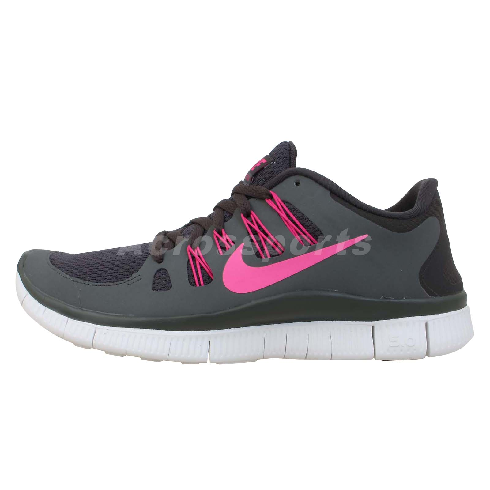 nike wmns free 5 0 run 3 2 2013 new womens lightweight barefoot running shoes ebay. Black Bedroom Furniture Sets. Home Design Ideas
