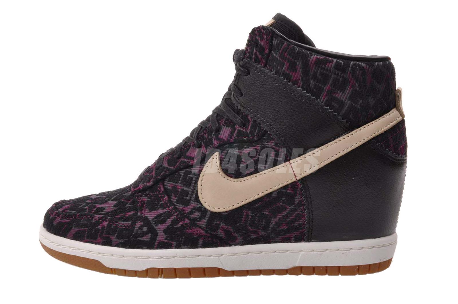 nike wmns dunk sky hi prm womens high premium casual shoes