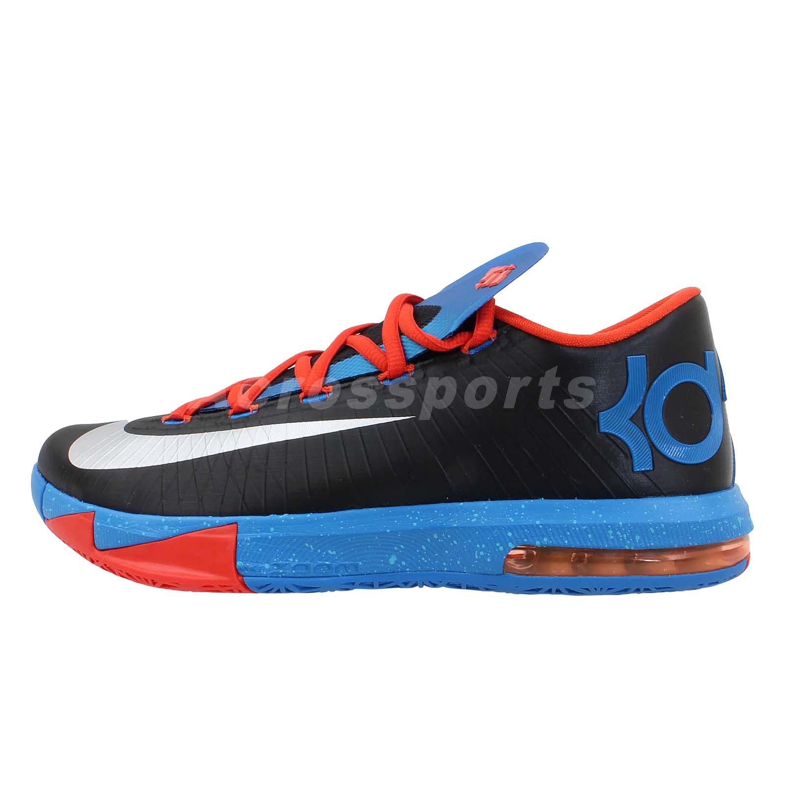 nike kd vi 6 2013 mens basketball shoes air max okc