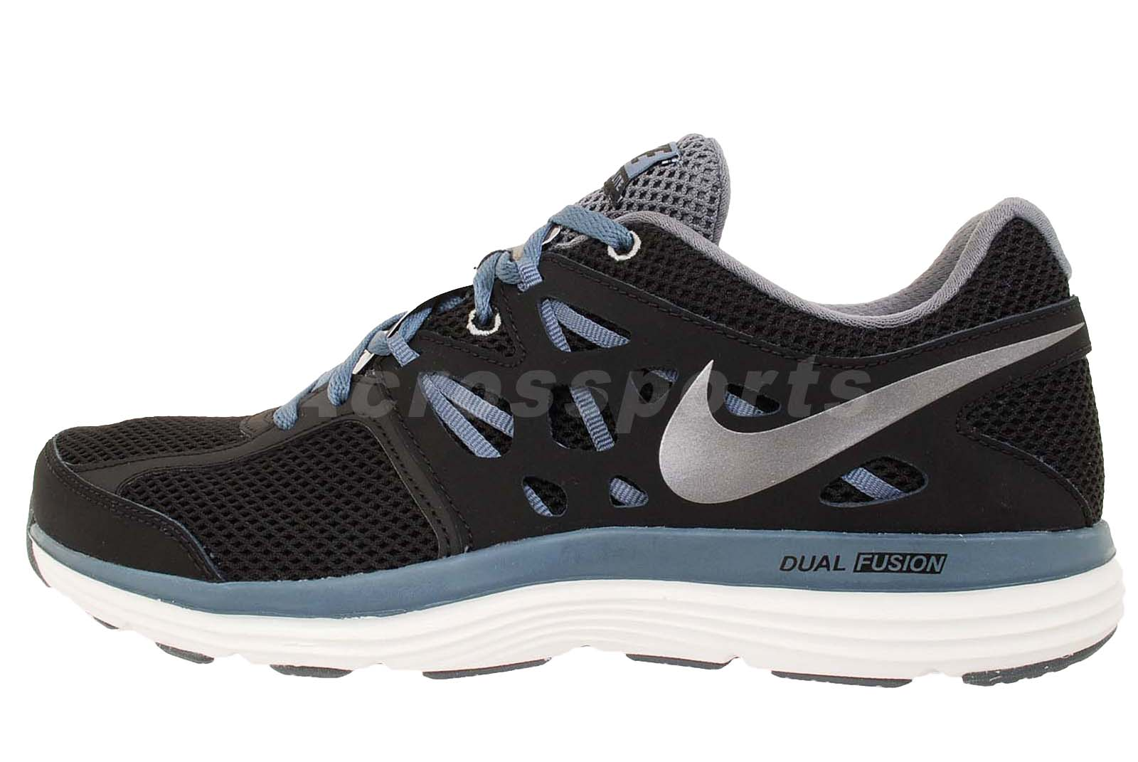 nike dual fusion lite 2013 mens new running shoes runner sneakers ebay. Black Bedroom Furniture Sets. Home Design Ideas