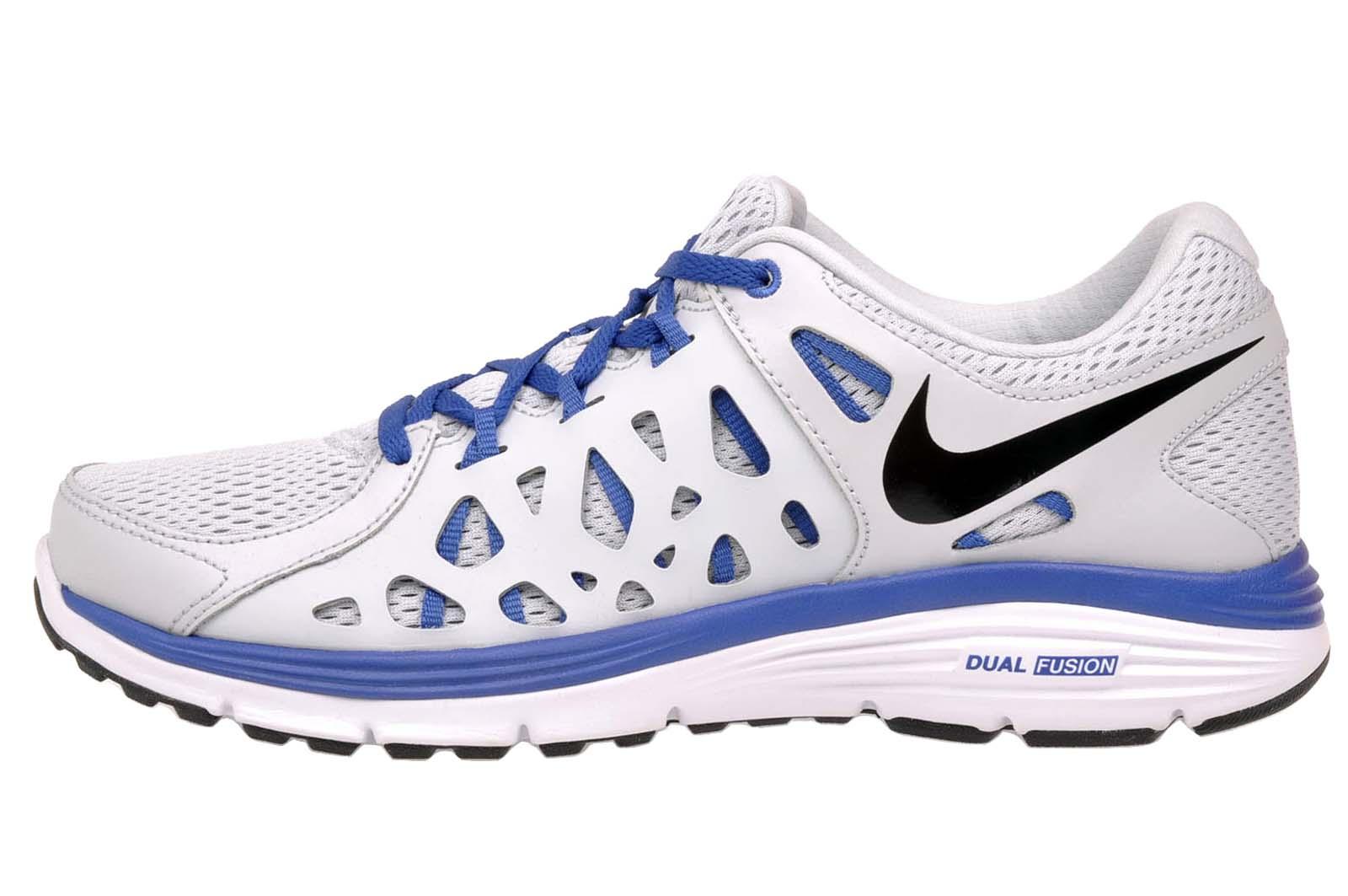 nike dual fusion run 2 mens running shoes sneakers 2015