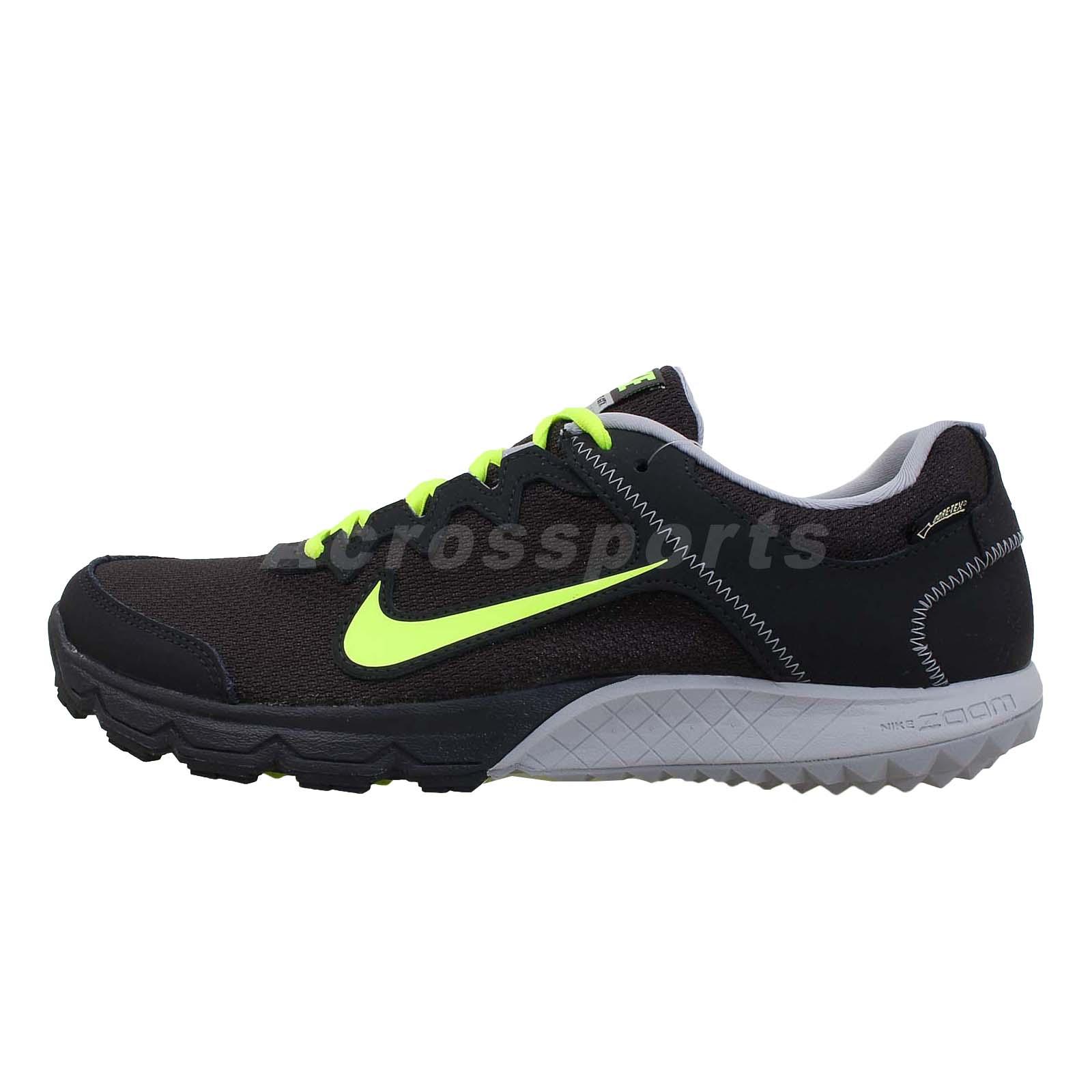 Nike Zoom Wildhorse Gore Tex Trail Running Shoes