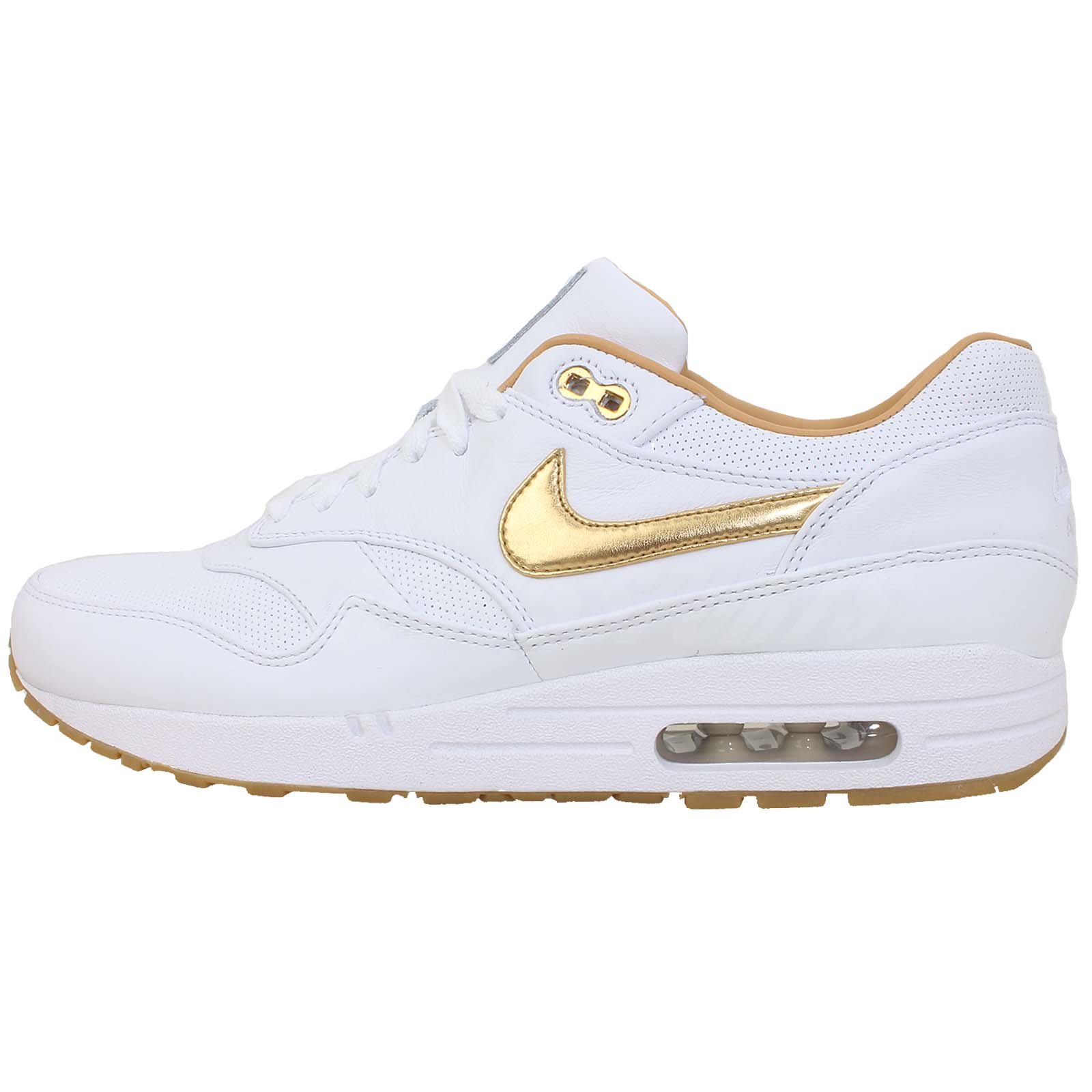 nike air max 90 gold and white