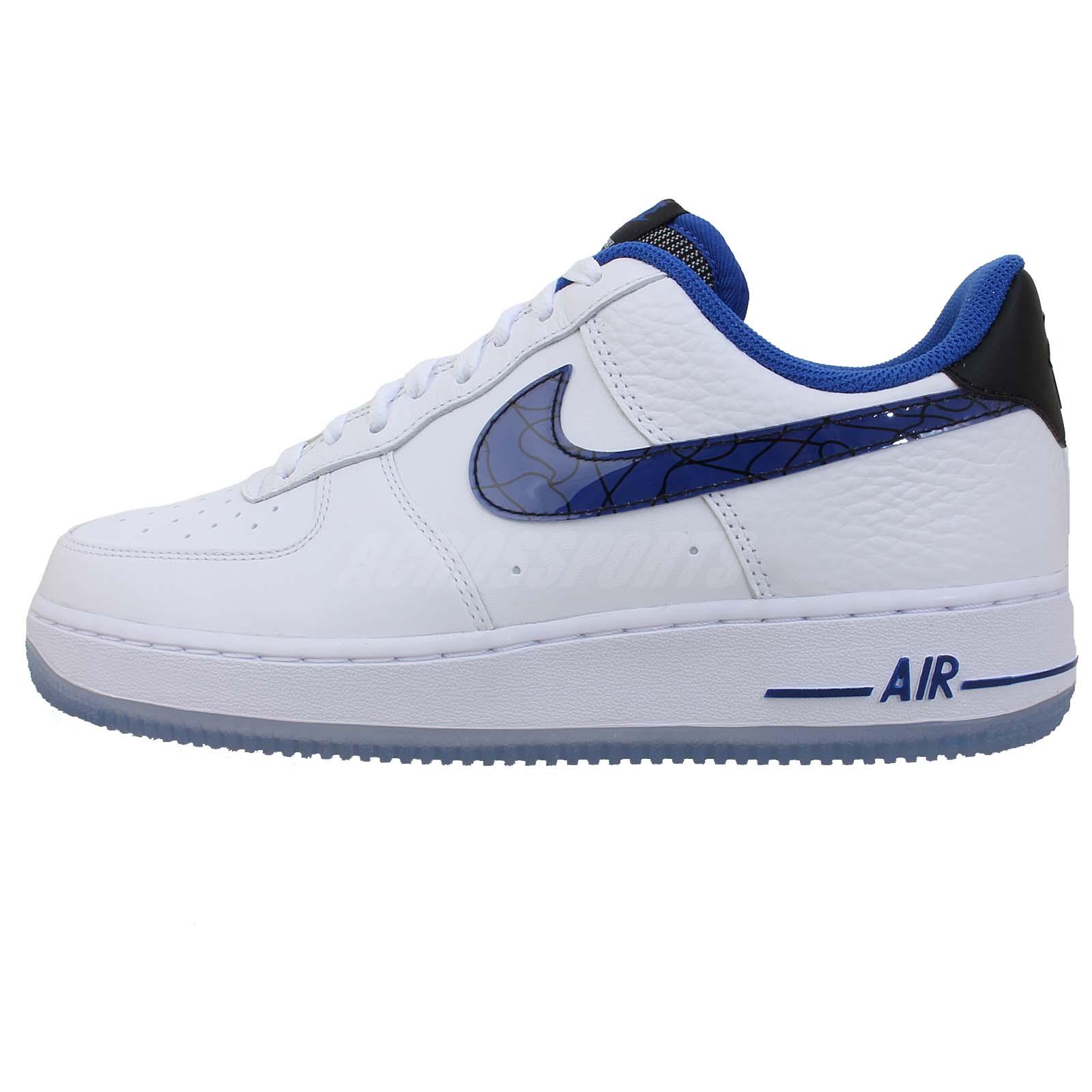Nike Air Force 1 07 Penny Hardaway Orlando Magic 1 Blue ...
