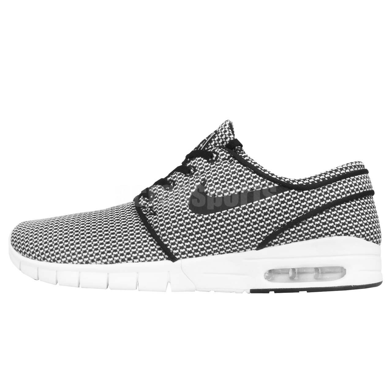 Nike Sb Stefan Janoski Max Grey Ebay