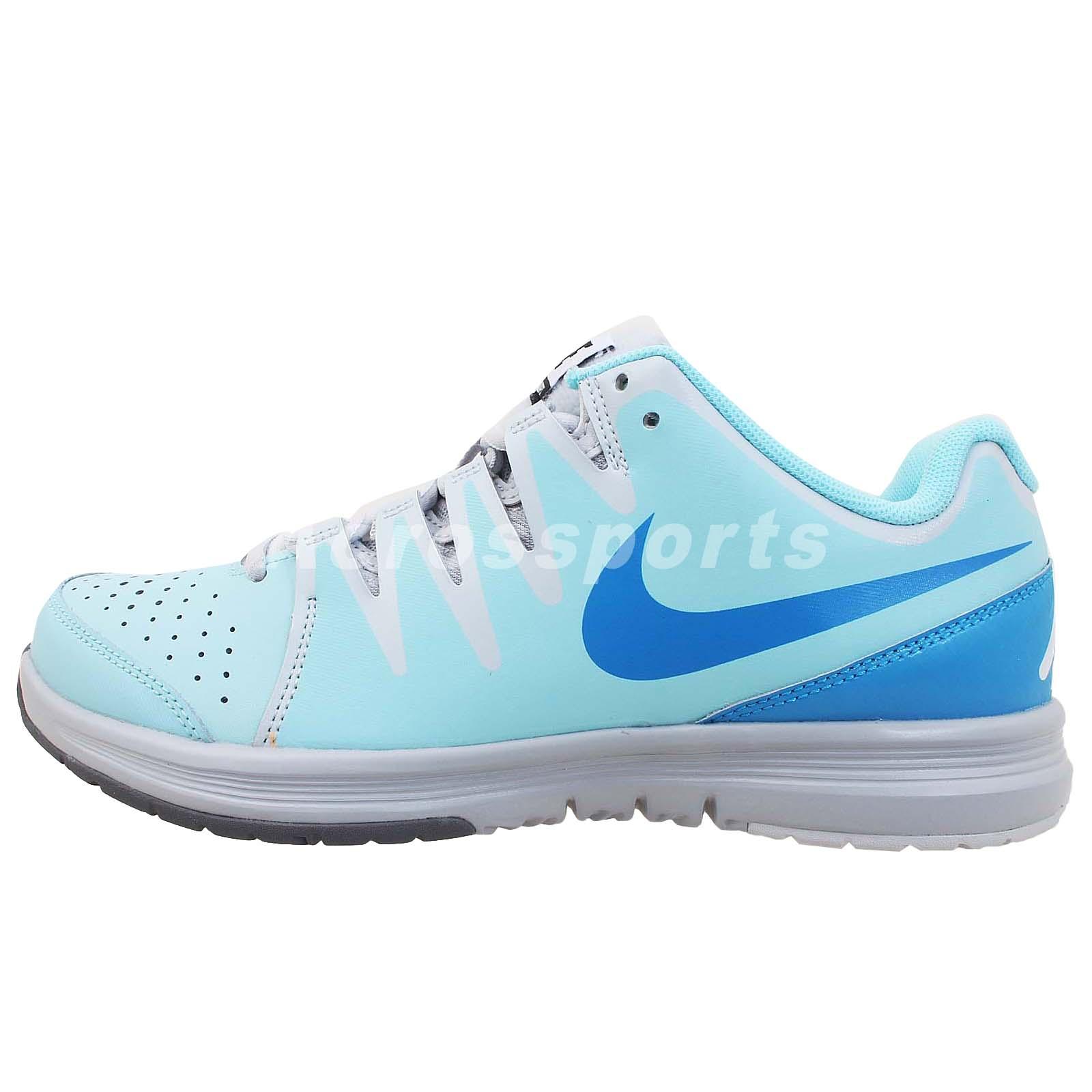 nike wmns air vapor court blue grey 2014 womens tennis