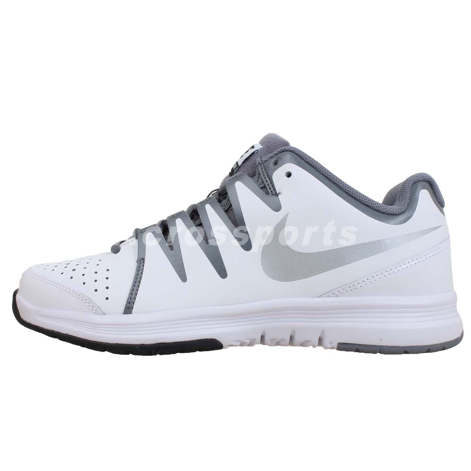 Wmns Nike Vapor Court White Silver Grey Womens Tennis ...