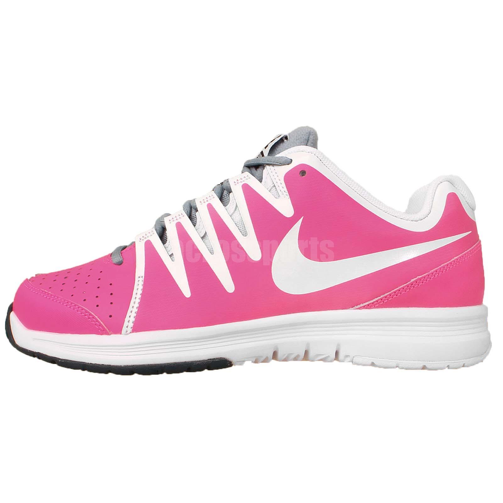 nike wmns vapor court pink white 2015 new womens tennis