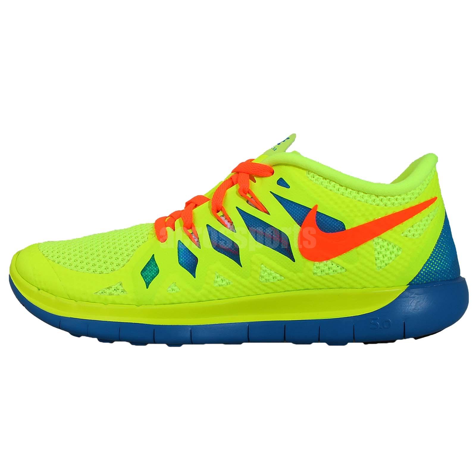 Nike Free 5.0 Neon