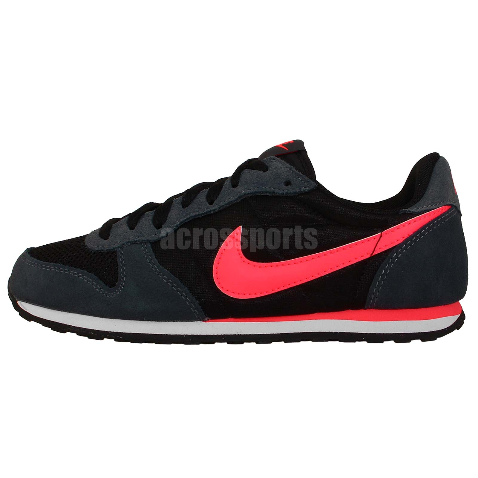Popular 2014 Women Nike Cortez Shoes Sky BluePurpleGoldSilverPink