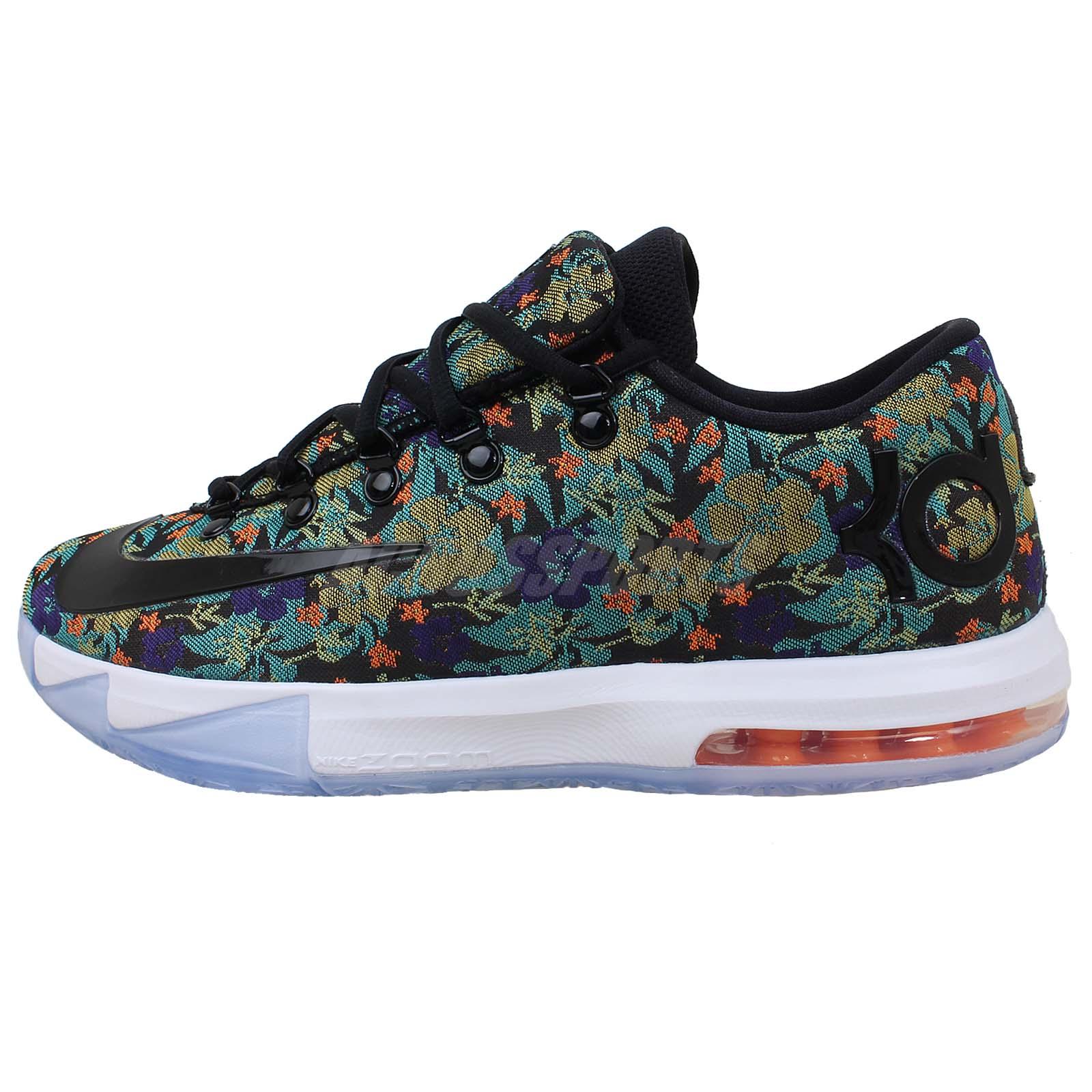 Kd Floral Shoes Nike KD VI EXT QS Flor...