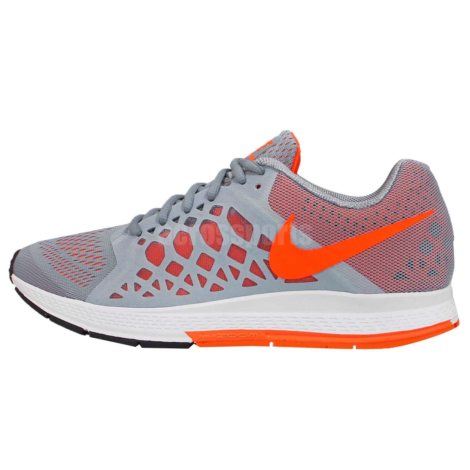 nike air zoom pegasus 31 mens cushion runner sneakers running shoes 652925 008 ebay. Black Bedroom Furniture Sets. Home Design Ideas