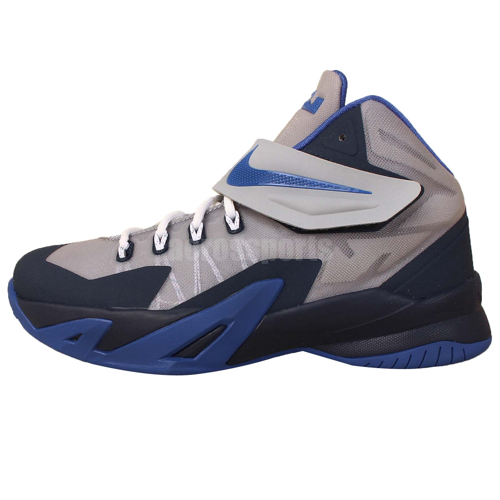 Nike Soldier VIII 8 GS Lebron James LBJ Youth Kids Basketball ...