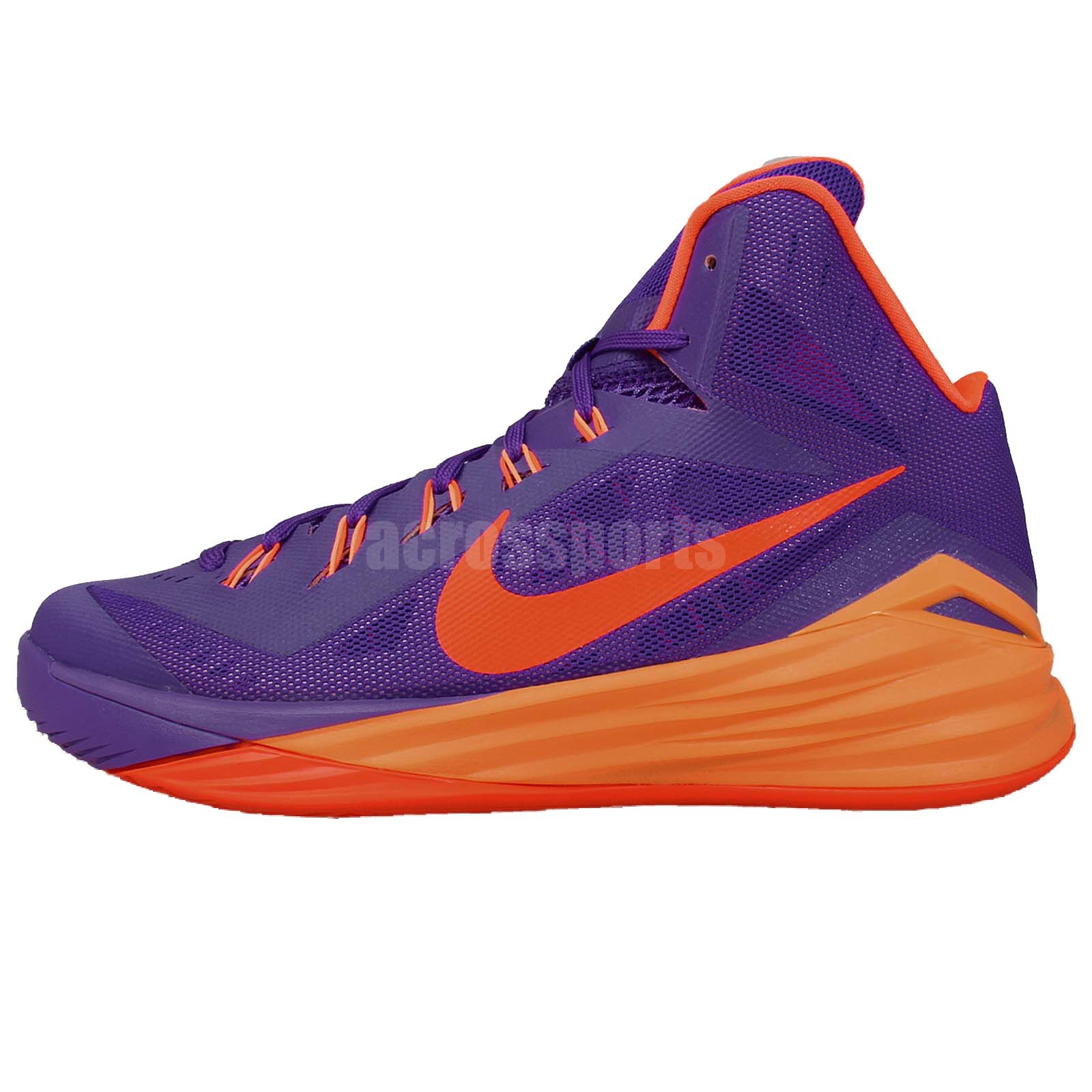 nike hyperdunk 2014 purple orange 2014 mens basketball