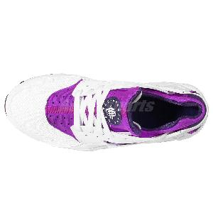 nike huarache free kids purple