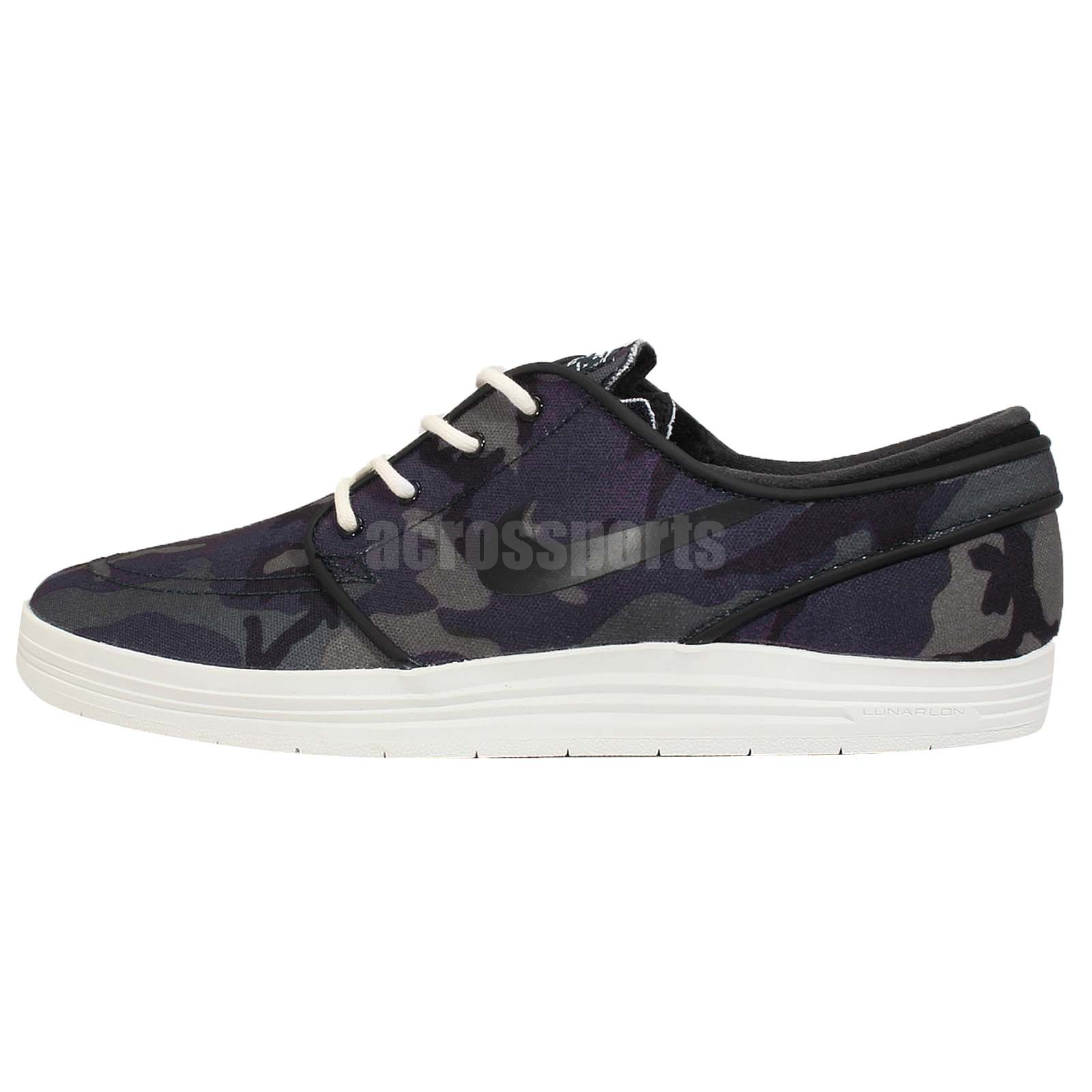 Nike Sb Shoes Janoski Lunar Camo
