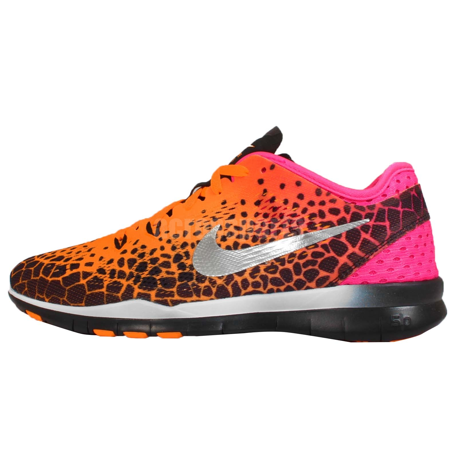 womens nike free tr purple orange