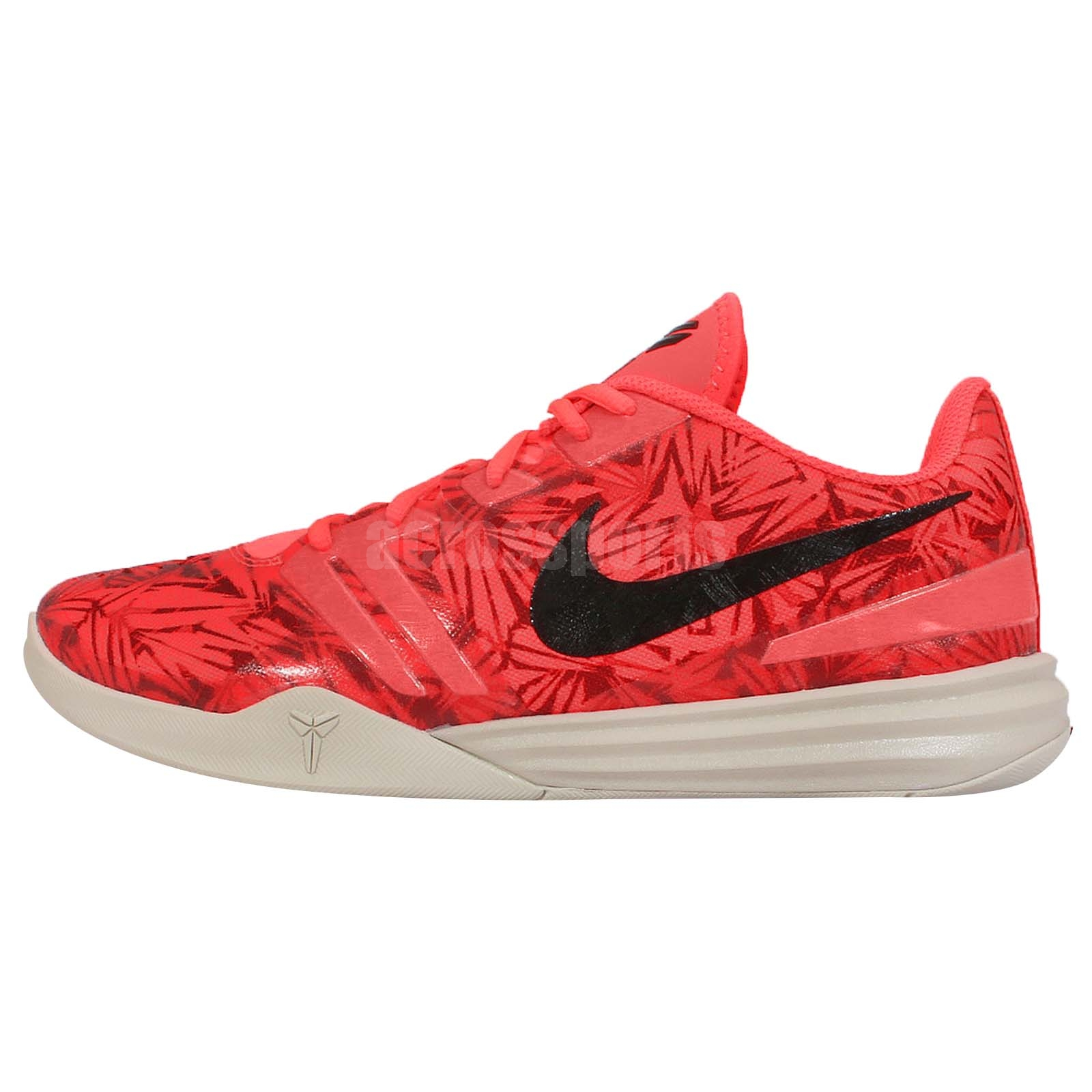 nike kb mentality pink mens basketball shoes