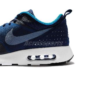 Nike Air Max Tavas Blue And White