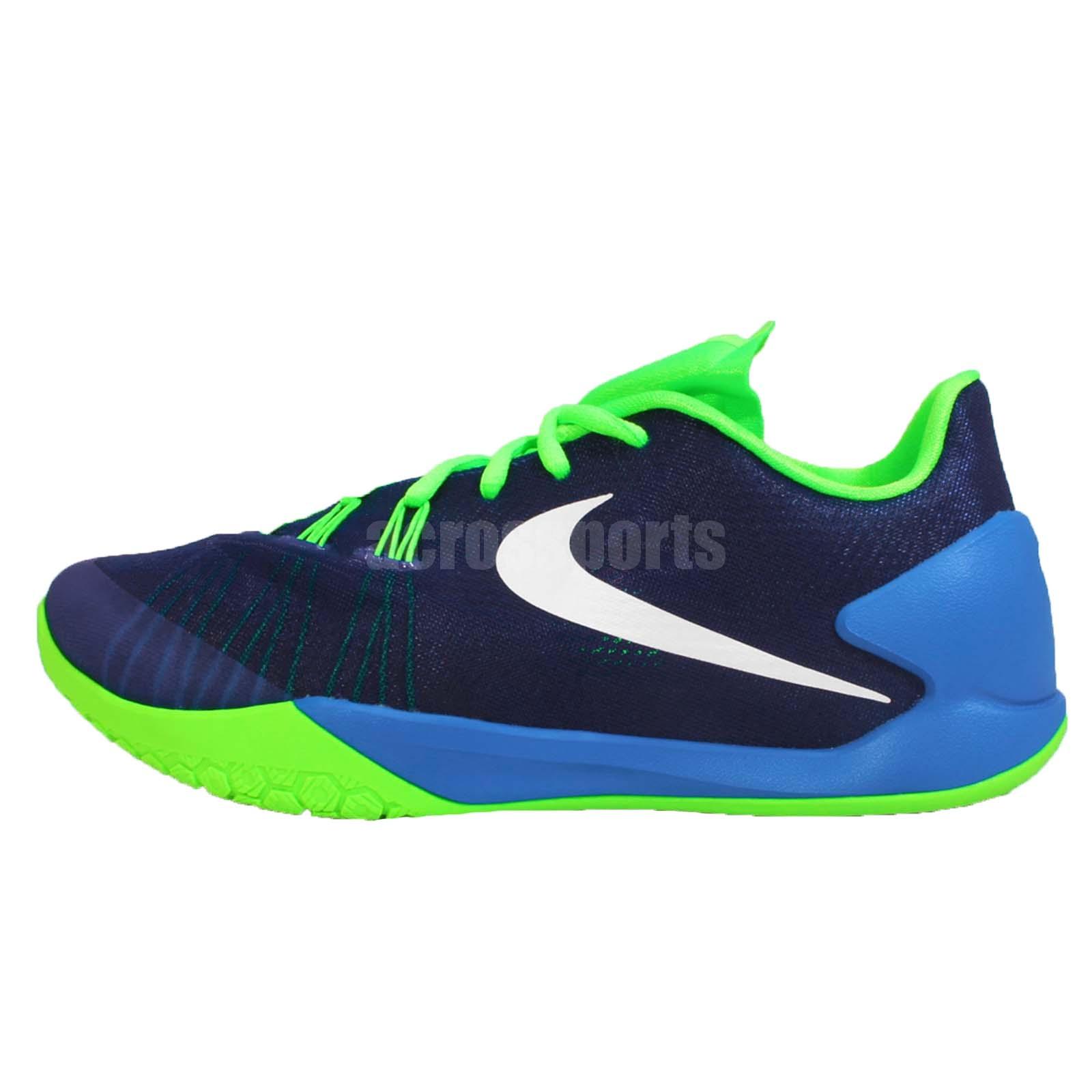 James Harden Nike Shoes: Nike Hyperchase EP Sprite Blue Green James Harden