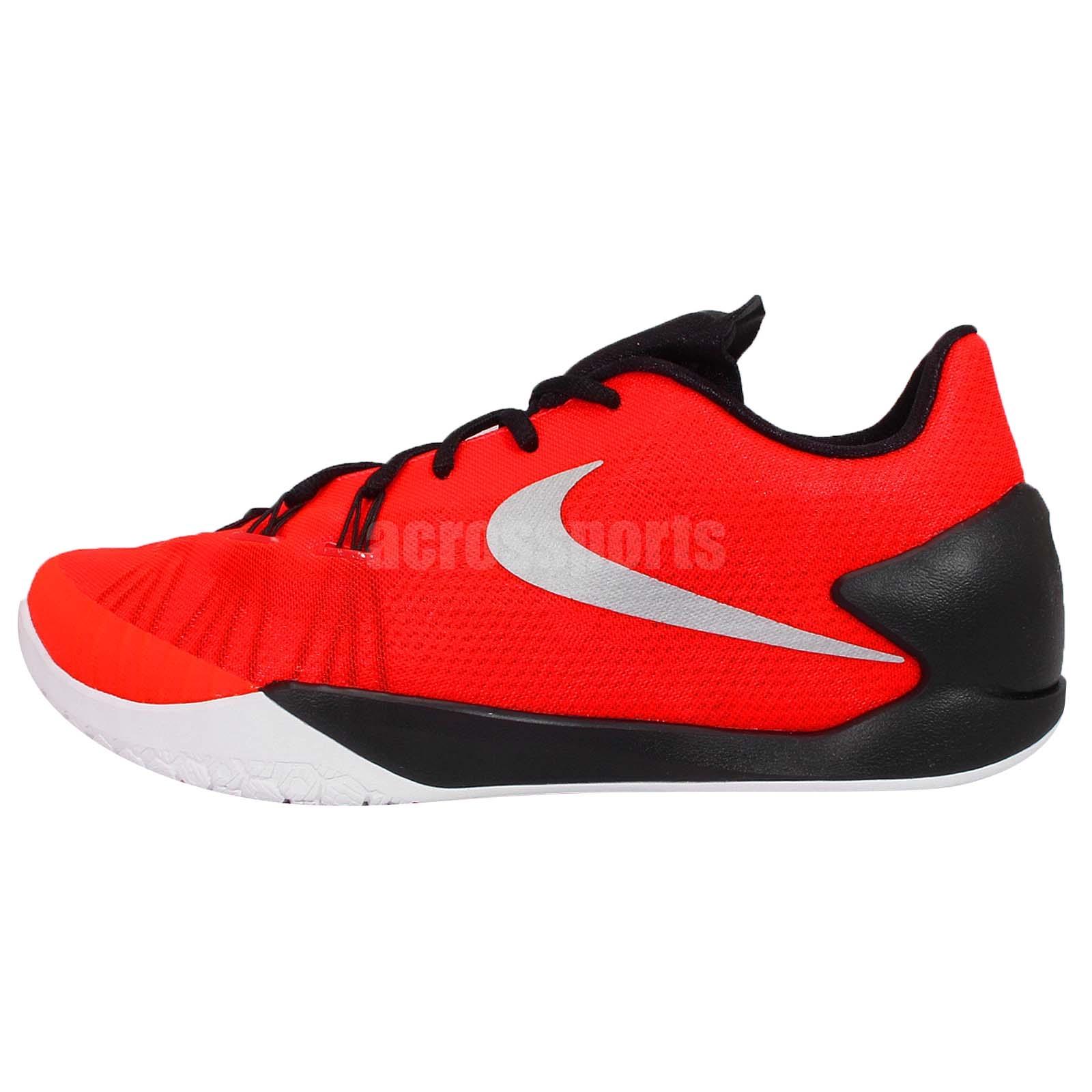 James Harden Nike Shoes: Nike Hyperchase EP Red Silver Black James Harden Mens