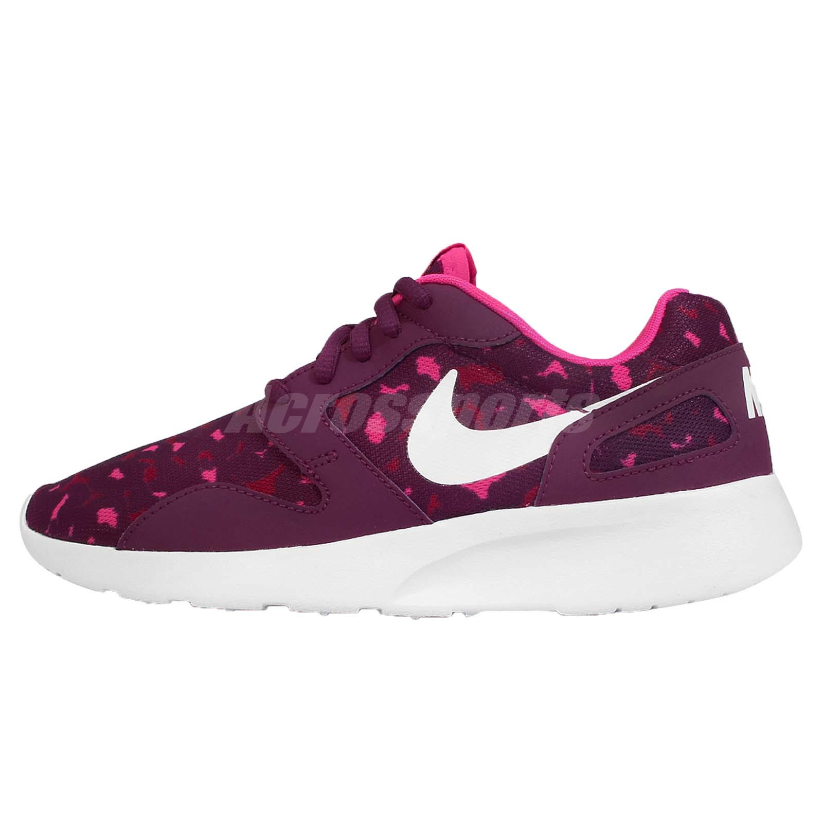 nike free 2.0 homme - Wmns Nike Kaishi Print Leopard Purple Pink Womens Running Shoes ...