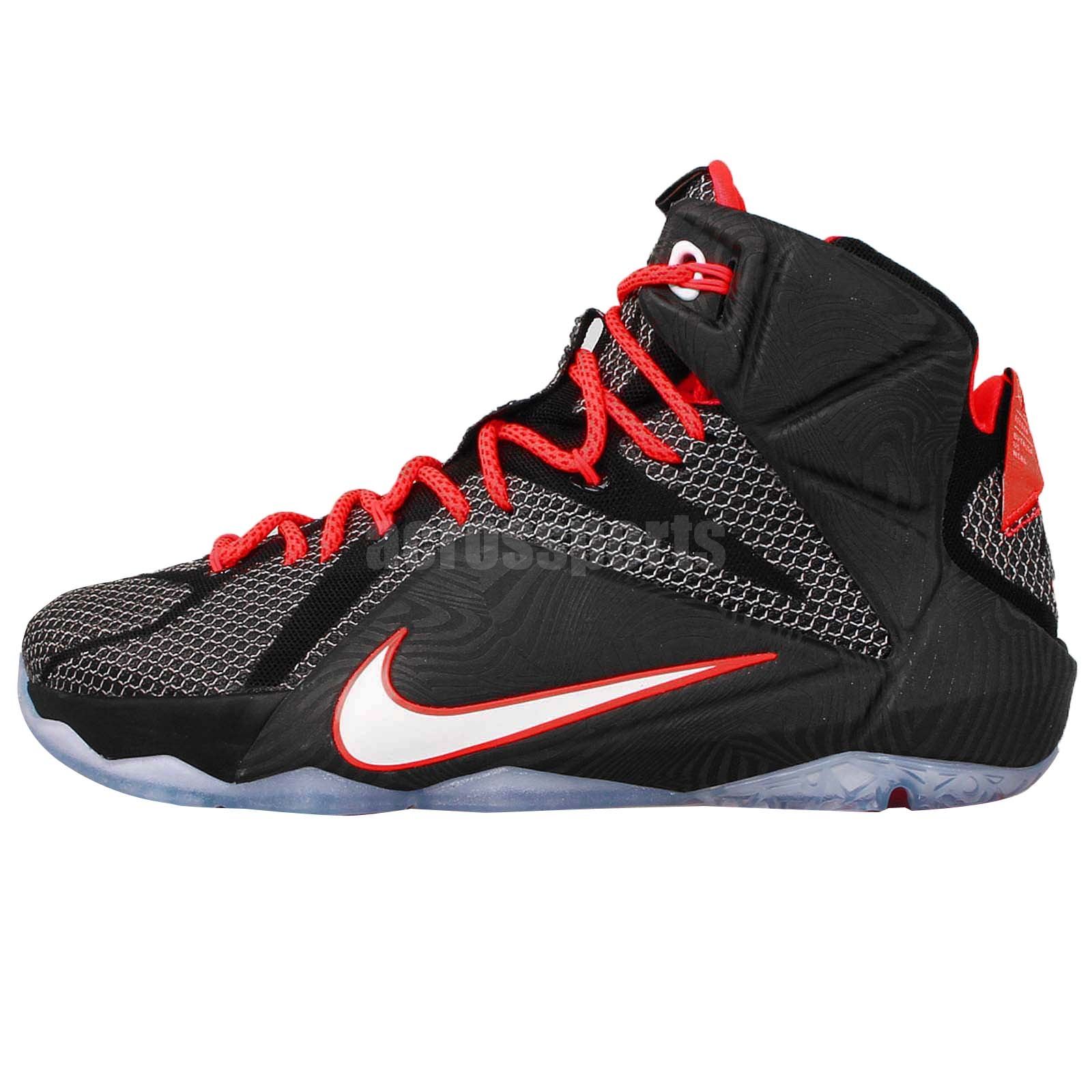 Lebron James On Court Shoes | The River City News