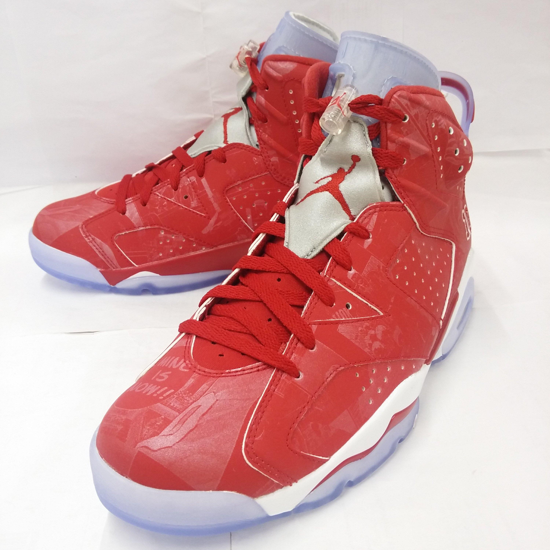 Nike Air Jordan 6 Retro X Slam Dunk VI Mens Basketball