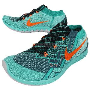 Nike Free 3.0 Flyknit Blue Orange