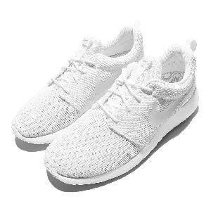hztdy Nike Roshe One BR Breeze Triple White Roshe Run Mens Running Shoes