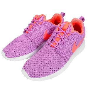 Nike Roshe Run Women Purple And Pink